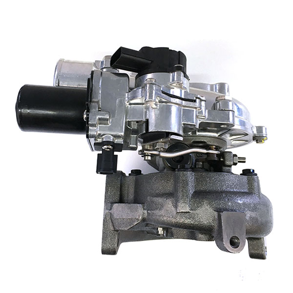 CT16V 172010L040 Turbochargers with electronic actuator
