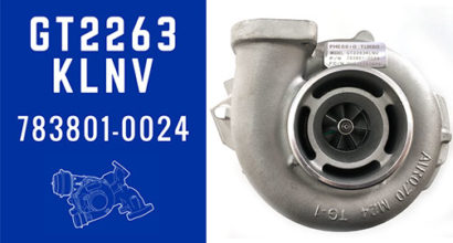 GT2263KLNV 783801-0024 Turbochargers For NO4C Engine